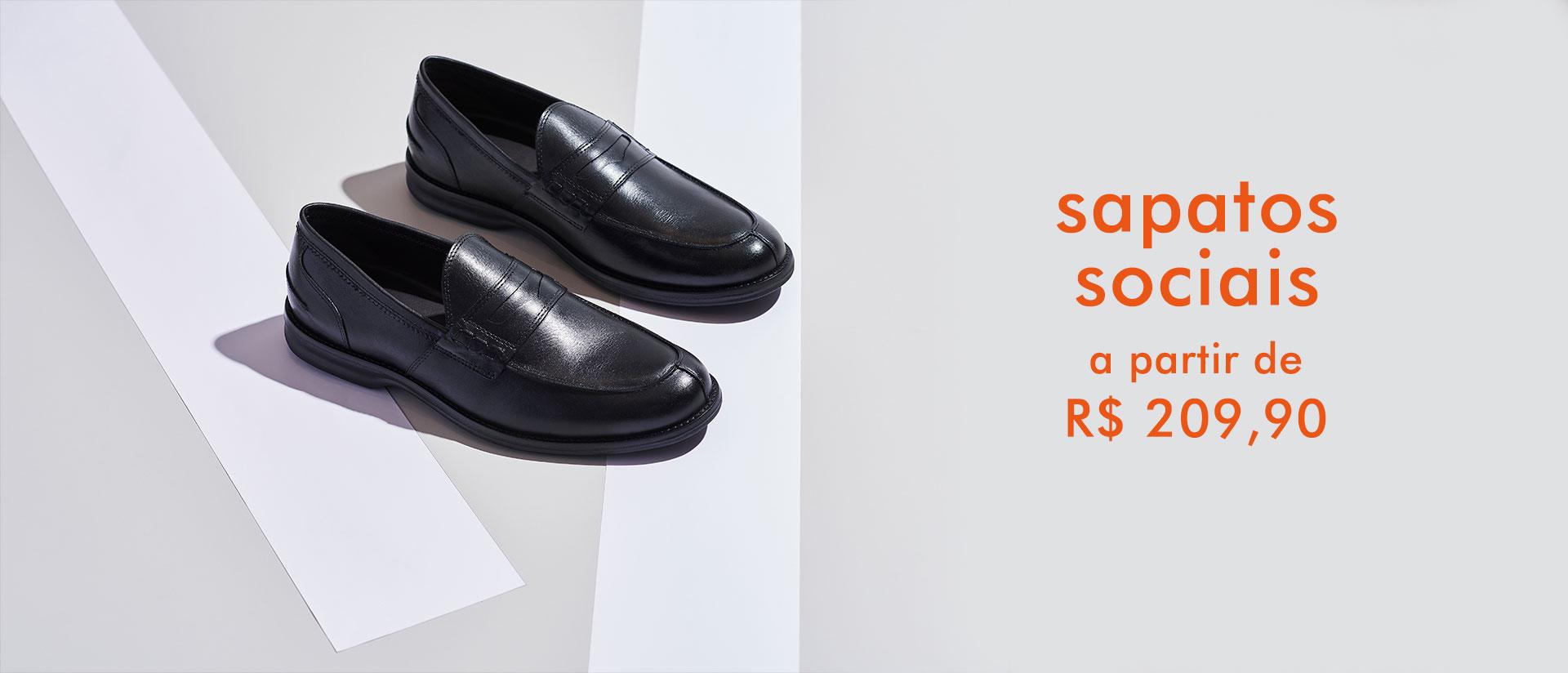 liqui sapatos sociais