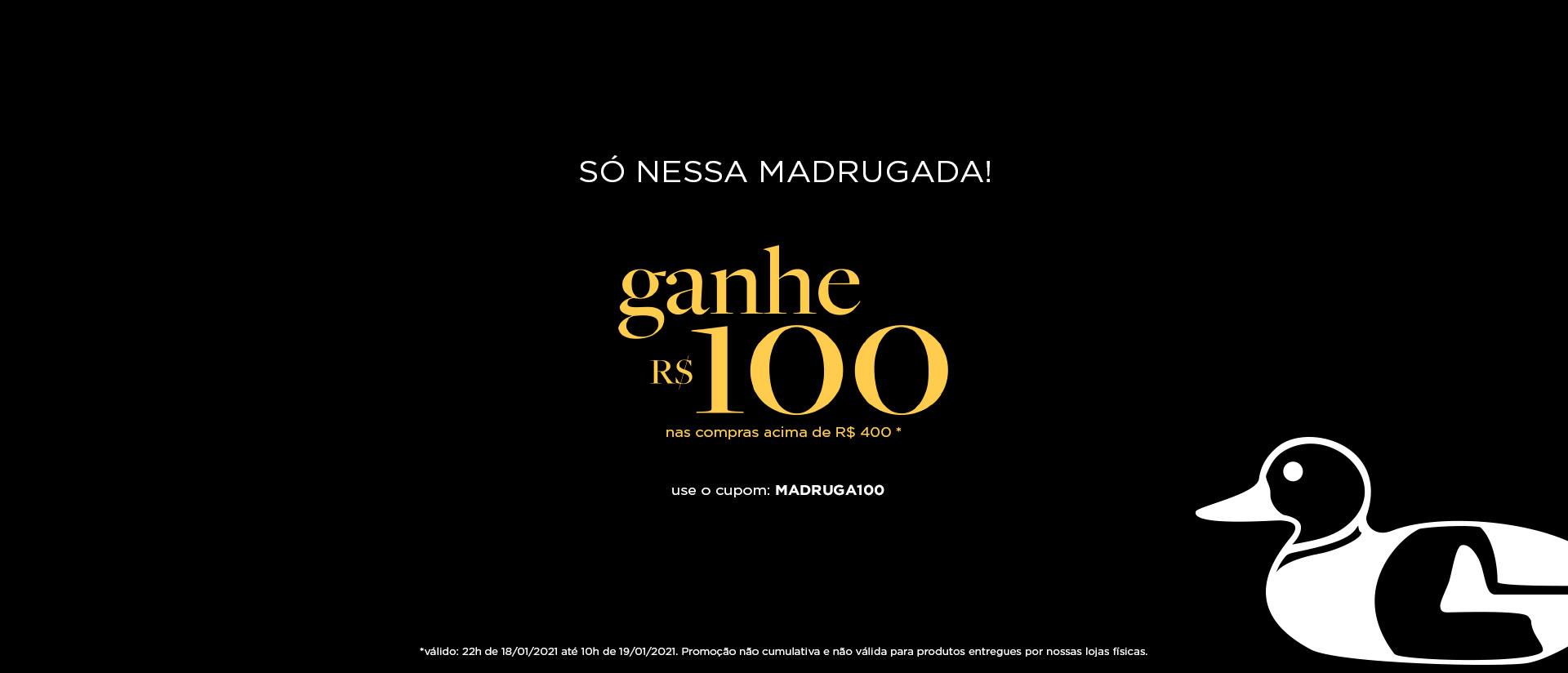 Ganhe 100